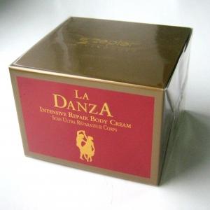 La Danza интенсивный восстанавливающий крем для тела