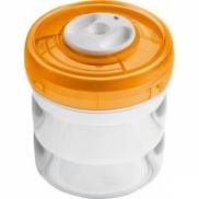 Емкость цилиндрическая малая 11 х 13 см - 0,5 л